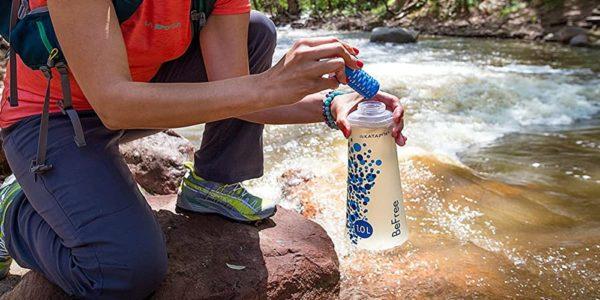 Melhores Purificadores de Água Portáteis