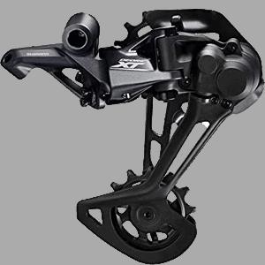 Câmbio Shimano Deore XT Traseiro RD-M8000