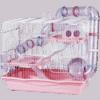 Gaiola Hamster Super Gigante Rosa