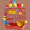 Gaiola Hamster Super Luxo 3 Andares