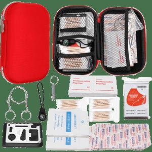 Kit de Emergência Médico