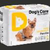 Eco Fralda Absorvente Dog's Care GG