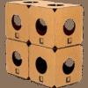 Labirinto de Cubos Gatomoderno